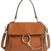 Chloé Medium Faye Leather Shoulder Bag | Nordstrom