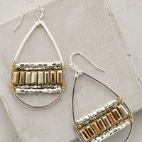 Terrena Drops by Anthropologie Silver One Size Earrings