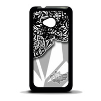 Volcom Inc Apparel and Clothing Stickerbomb HTC One M7 Case