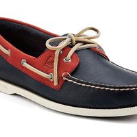 Sperry Top-Sider Men's Authentic Original 2-Eye Relaxed Leather Boat Shoe