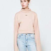 Off-White / Off Stamp Turtleneck Sweater