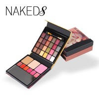 Stylish Naked 8 Beauty Professional Eye Shadow 6-color Conceal Box Make-up Palette [10968518796]