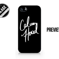 Calum Hood - Cal - 5SOS - 5 Seconds of Summer - Available for iPhone 4 / 4S / 5 / 5C / 5S / Galaxy S3 / S4 / S5 - 618