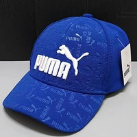 Perfect Puma Girls Boys Children Fashion Casual Cap