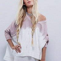 Free People Womens Mystic Pullover