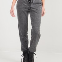 Laced Up Comfy Joggers