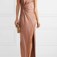 One-Shoulder Twist Gown CUSHNIE ET OCHS - Google Search