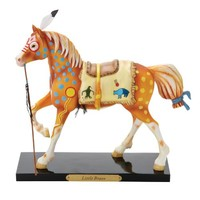 Trail of Painted Ponies from Enesco Little Brave Figurine 7.5 IN