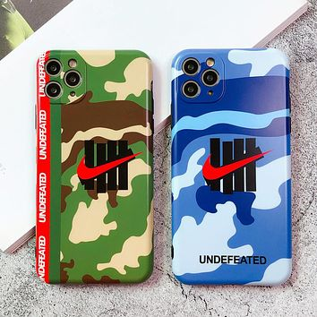 NIKE iPhone Cover Case For iphone 7 7plus 8 8plus X XR XS MAX 11 Pro Max 12 Mini 12 Pro Max