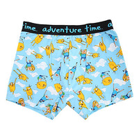 Adventure Time Finn And Jake Boxer Briefs