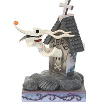 The Nightmare Before Christmas Zero Floating Friend Figurine