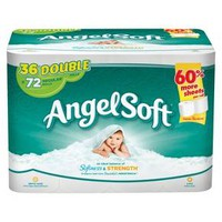 Angel Soft® Toilet Paper 36 Double Rolls