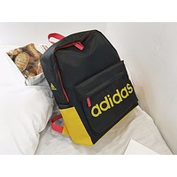 Adidas sells fashionable backpacks for men and women with shoulder shopping bags