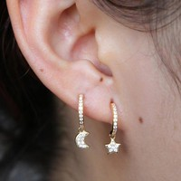 Dreamers Earring - Gold