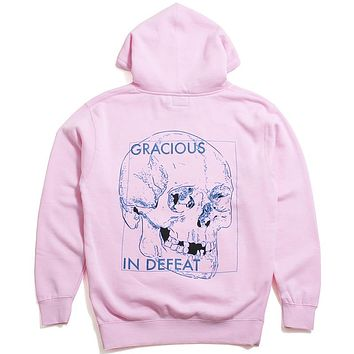 Gracious In Defeat 2 Hoodie Pink