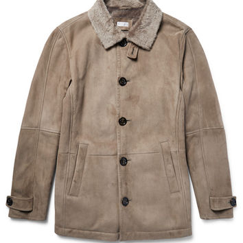 Brunello Cucinelli - Shearling Coat