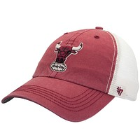 Chicago Bulls - Logo Caprock Canyon Stretch Cap