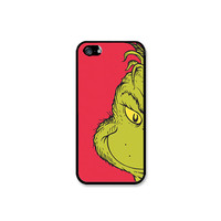 Grinch Inspired Phone Case! Choose iPhone 4/4s, 5/5s, 5c or Galaxy S3, S4, S5.