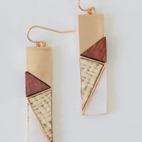 Perfectly Paired Earrings