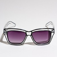 'Elroy' Outline Sunglasses