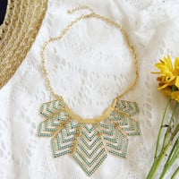 Turquoise Hills Necklace