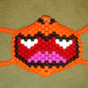 Charmander Mouth Rave Cyber Mask
