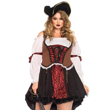 Ruthless Pirate Wench Costume