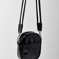 Oval Patent Crossbody Bag | Urban Outfitters