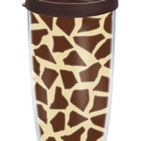 Giraffe with Brown Lid | 16oz Tumbler | Tervis®