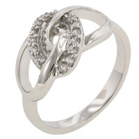 Sparkling Unity Ring, size : 05