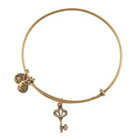 Skeleton Key Charm Bracelet | Alex and Ani