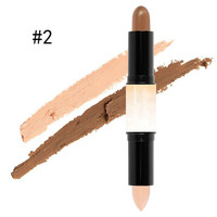 Makeup Double-ended Contour Wonder Stick Contouring Highlighter glow kit Face beverly hills Cream Full Cover Blemish Makeup