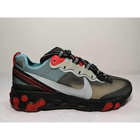 Nike Upcoming React Element 87 black/red/jade 36-45