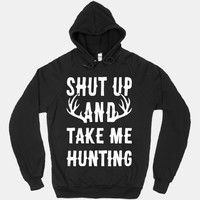 Shut Up And Take Me Hunting