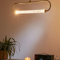 Helios Acrylic Pendant Light | Urban Outfitters
