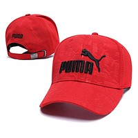 Puma snapbacks Fashion Snapbacks Cap Women Men Sports Sun Hat Baseball Cap