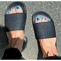 GG Women's All-match Outer Slippers Shoes