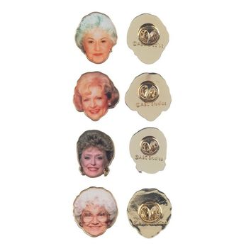 The Golden Girls Pins