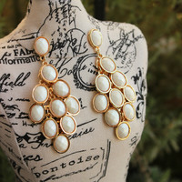 Sorbet Earring in Ivory