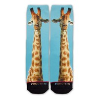 Function - Giraffe Fashion Socks