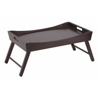 Benito Breakfast in Bed Tray Table by Winsome