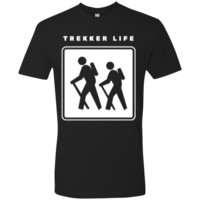 TL Hiker 1 Next Level Premium Short Sleeve Tee