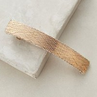 Colette Malouf Flavienne Mesh Clip in Rose Size: One Size Hair