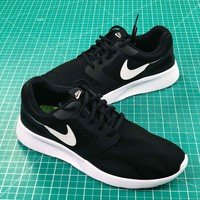 Nike Kaish Roshe Run Black White Running Shoes - Best Online Sale