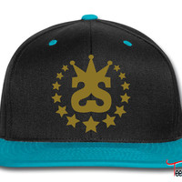 ss real stars crown Snapback