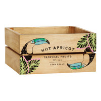 H&M Small Wooden Box $17.99