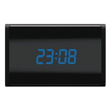 HD WiFi Spy Desk Clock Camera & DVR
