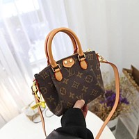LV Fashion handbag zero wallet mini one shoulder cross bag mobile phone bag lady