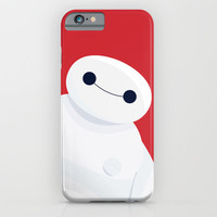 BH6 - Big Hero 6 - Baymax iPhone & iPod Case
