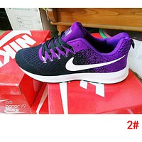 NIKE Popular Women Men Casual Running Sport Sneakers Shoes 2#